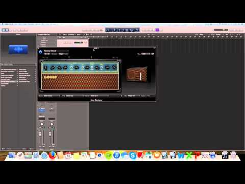How To Record Awesome Sounding Guitar In Logic Pro X