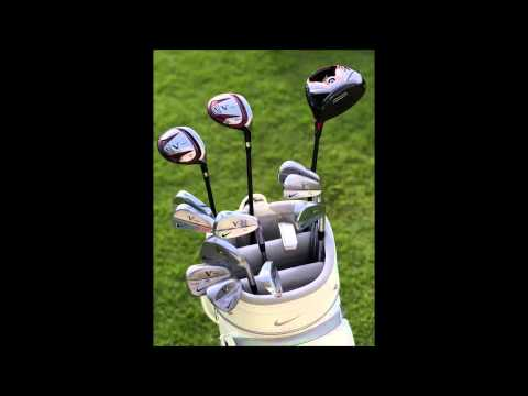 Rory Mcilroy's Golf Clubs