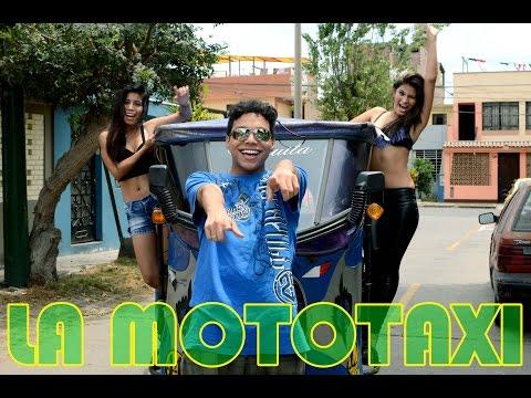 'El Mototaxi': divertida parodia peruana de 'El taxi'