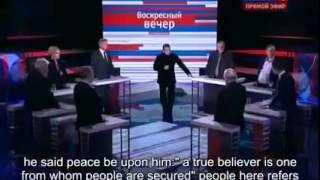 Man from Tatarstan testifies to the truth and Mercy of ISLAM