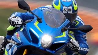 10. the amazing of top speed in first ride gsx R 1000