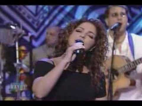 wrapped - gloria estefan performing wrapped live.