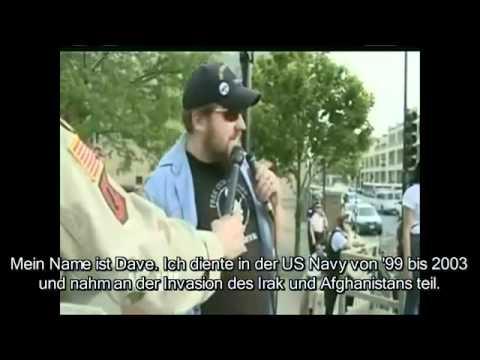 Нато Гипфел Чикаго - Криегсветеранен верфен ихрен Орден вег.