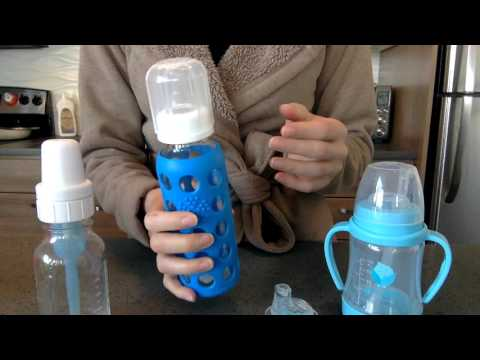 PLASTIC VS GLASS BABY BOTTLES || DOES IT REALLY MAKE A DIFFERENCE?