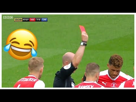 ARSENAL VS CHELSEA 2-1 - All Goals & FUNNY MOMENT - FA Cup Final 27/05/2017 HD!!!