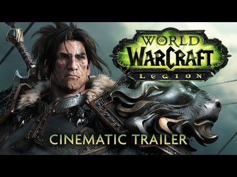 《魔獸世界:軍臨天下》開場動畫