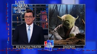 Using Meth On The Late Show, Yoda Is