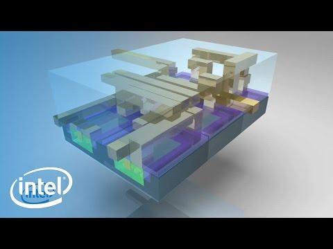 Výroba procesoru - od písku k čipu