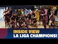 Video [BEHIND THE SCENES] The day La Liga was won