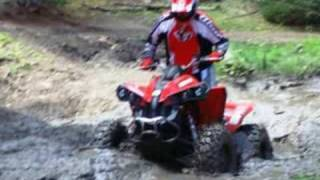 4. 2009 Can Am Renegade 800 R Review