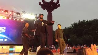 Gucchon & Nelson & Evo – WDC 2018 China Xian Popping Judge Showcase