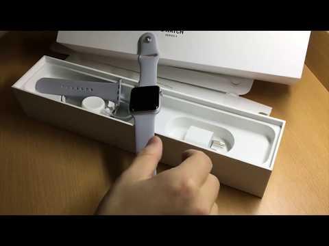 Apple Watch Series3 GPS Version UNBOXING | 最新款苹果手表开箱视频,你值得拥有!