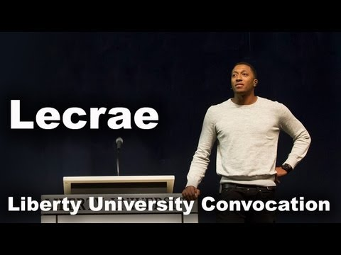 university - http://www.liberty.edu/spirituallife/index.cfm?PID=2586 On March 22, 2013 at Convocation, North America's largest weekly gathering of Christian students, Lec...
