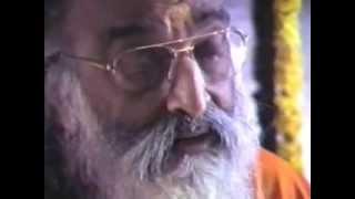Pujya Gurudev In Goa (24.1.89)