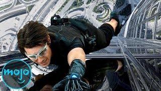 Video Top 10 INSANE Tom Cruise Stunts MP3, 3GP, MP4, WEBM, AVI, FLV Oktober 2018