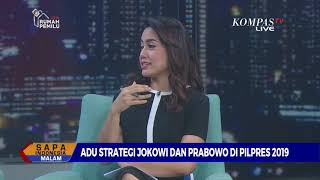 Video Pilpres 2019 Ajang Adu Strategi Jokowi dan Prabowo MP3, 3GP, MP4, WEBM, AVI, FLV September 2018