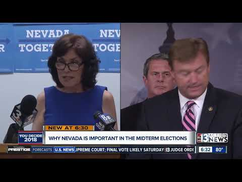 Why Nevada is important in the midterm elections