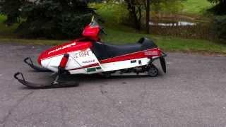 10. 1990 Yamaha Phazer II