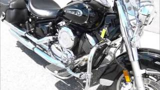 5. 2008 Yamaha VStar 1100 Silverado Stock #9-7143