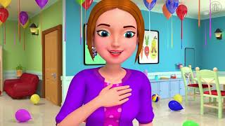 Fantasy Cartoon Refrigerator | + More Kids Songs | Billion Surprise Toys