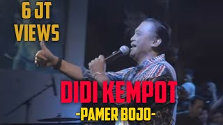 Video Didi Kempot - Pamer Bojo live UGM cendol dawet terbaru!!! MP3, 3GP, MP4, WEBM, AVI, FLV September 2019