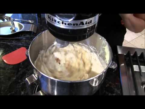 Vanilla Custard Cream Pastry Filling Recipe