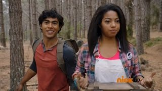 "Video Power Rangers Dino Charge - Tyler meets Shelby | Episode 1 ""Powers From the Past"" MP3, 3GP, MP4, WEBM, AVI, FLV Juni 2019"