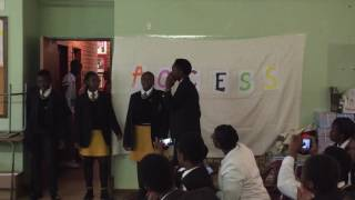 Ermelo South Africa  city photo : Access group in Ermelo, South Africa sing an original song