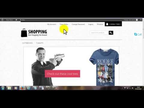 WordPress Ecommerce Theme | Make An Online Store WooCommerce Plugin Compatible