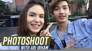 Video Steffi Zamora VLOG - Photoshoot with Ari Irham MP3, 3GP, MP4, WEBM, AVI, FLV Februari 2018