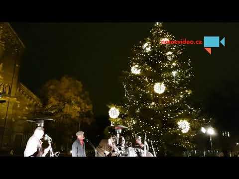 Vánoční trhy v Karlíně