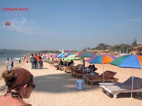 Video TOUR TO ALL GOA BEACHES   AMAZING GOA BEACHES   INDIAN BEAUTY STATION download in MP3, 3GP, MP4, WEBM, AVI, FLV January 2017