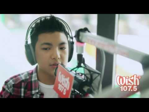 Darren Espanto   Chandelier Sia LIVE Cover On Wish FM 107 5 Bus HD