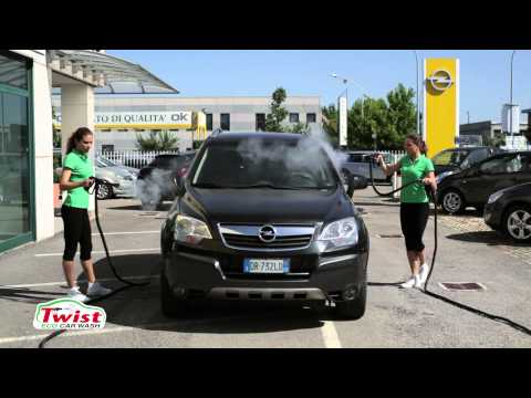 Steam Car Wash - TWIST ECO CAR WASH ITA