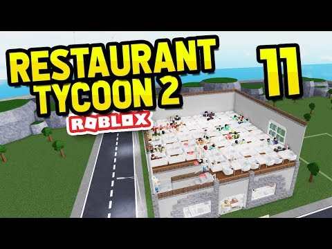 HOW TO PLACE 260 TABLES - Restaurant Tycoon 2 #11