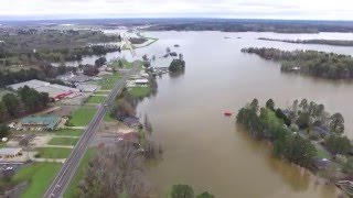 Natchitoches (LA) United States  city photos : Flooding 3/10/16 Natchitoches LA 3