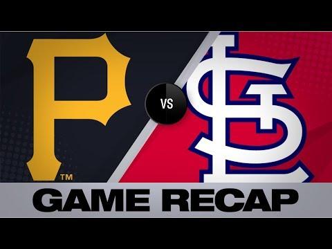 Video: Thomas' grand slam lifts Cardinals to win | Pirates-Cardinals Game Highlights 8/11/19