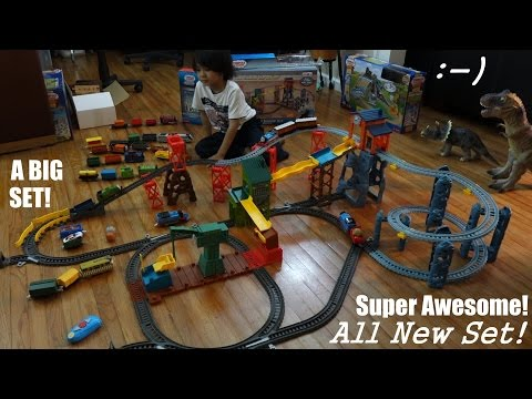 thomas - https://www.youtube.com/playlist?list=PLf_GonhU1wcYH3iEslZN4Vg9R2dCVYSF3 Thomas & Friends Toy Trains! Click the link to see/watch the videos. https://www.you...
