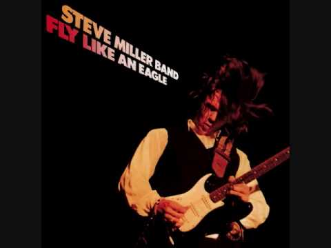 Steve Miller Band - Fly Like An Eagle - 12 - The Window