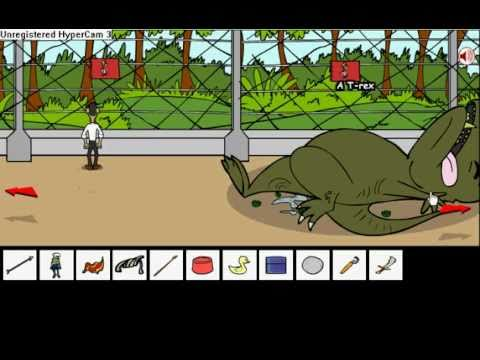Obama Jurassic Park Walkthrough