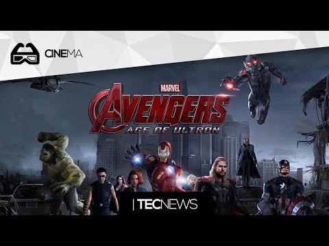 OS - Trailer oficial: http://tecnodia.com.br/2014/10/trailer-oficial-avengers-age-of-ultron/ ------------------------------------------------------------------------------------------ SOLARIS...