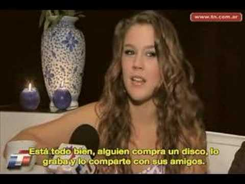 Joss Stone On Music Piracy