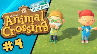 ANIMAL CROSSING: NEW HORIZONS | Tiger King #4