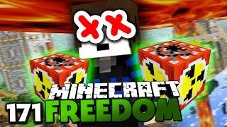 ALLES LÄUFT SCHIEF! - ABSCHIED VON GLP?! • Minecraft FREEDOM #171 | Paluten