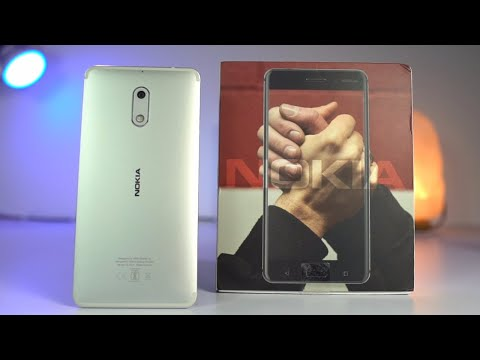 Nokia 6 Unboxing, Specs, Features and Price