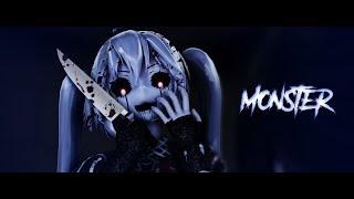 Video │ммd│Monster - Full Motion MP3, 3GP, MP4, WEBM, AVI, FLV Mei 2019