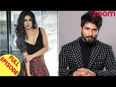 Priyanka Not Interested For 'Quantico' 4? | Shahid To Star In Rakeysh Omprakash Mehra's Next & More