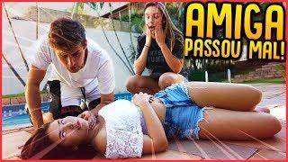 Video ELA PASSOU MAL NO VÍDEO!! ( DEU RUIM ) - TROLLANDO REZENDE [ REZENDE EVIL ] MP3, 3GP, MP4, WEBM, AVI, FLV Agustus 2018