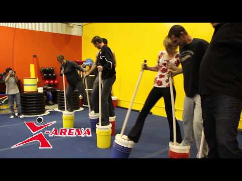 video:X-Arena Corporate team building