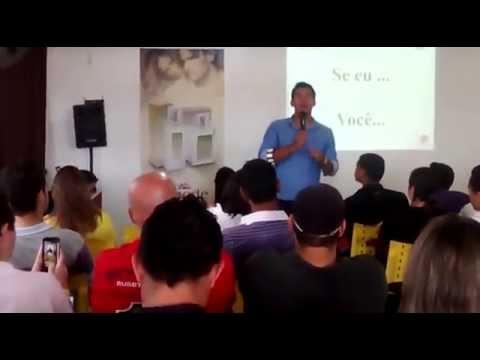 Treinamento com Erick Bastos em contagem